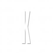 Design Letters - Acrylic Letter K | White