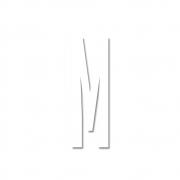 Design Letters - Acryl Buchstabe Wanddekoration M | Weiß