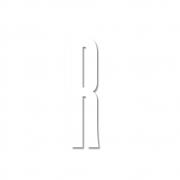 Design Letters - Acryl Buchstabe Wanddekoration R | Weiß