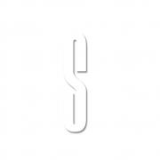 Design Letters - Acrylic Letter S | White