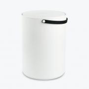 Design Letters - Stool & Storage Black