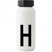 Design Letters - AJ thermo bottle A-Z