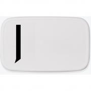 Design Letters - Personal Lunch Box Brotdose A-Z J