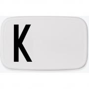 Design Letters - Personal Lunch Box Brotdose A-Z K