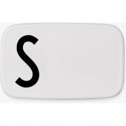 Design Letters - Personal Lunch Box Brotdose A-Z S