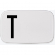 Design Letters - Personal Lunch Box Brotdose A-Z T