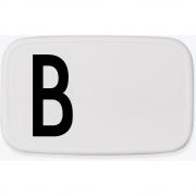 Design Letters - Personal Lunch Box Brotdose A-Z B