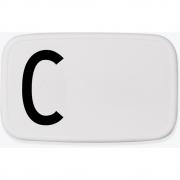 Design Letters - Personal Lunch Box Brotdose A-Z C