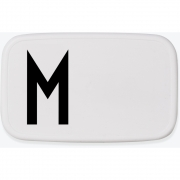 Design Letters - Personal Lunch Box Brotdose A-Z