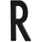 Design Letters - Aluminium Buchstabe A-Z R