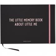 Design Letters - Little Memory Book