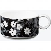 Design Letters - AJ Vintage Flowers Porcelain Teacup