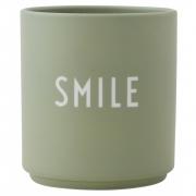 Design Letters - Favourite Becher Smile