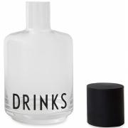 Design Letters - Drinks Carafe