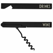 Design Letters - Bottle Opener Set (2 pcs.)