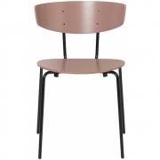 Ferm Living - Herman Chair - Dark Rose Dark Rose