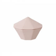 Ferm Living - Treasure Diamond Dose Klein - Rosa
