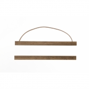 Ferm Living - Wooden Frames Small | Smoked Oak