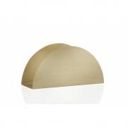 Ferm Living - Brass Semicircle Papierhalter