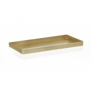 Ferm Living - Brass Office Tablett