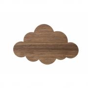 Ferm Living - Cloud Wandleuchte Eiche geräuchert