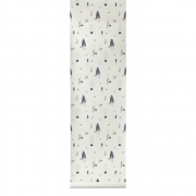 Ferm Living - Forest Wallpaper