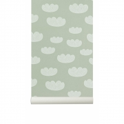 Ferm Living - Cloud Wallpaper