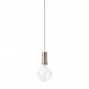 Ferm Living - Collect Suspension Faible | Laiton