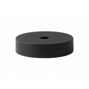 Ferm Living - Record Lampshade for Collect Pendant Lamp Black