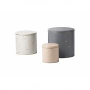 Ferm Living - Confetti Tin Boxes (Set of 3)