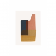 Ferm Living - Abstraction Poster 2