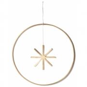 Ferm Living - Winterland Brass Star