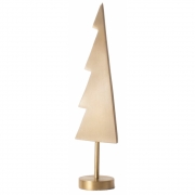 Ferm Living - Winterland Messingbaum Messing