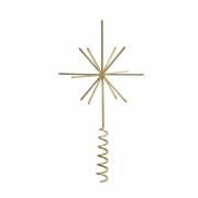 Ferm Living - Brass Christbaumspitze