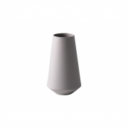 Ferm Living - Sculpt Well Vase Grau