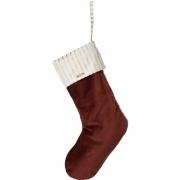 Ferm Living - Christmas Velvet Stocking