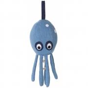 Ferm Living - Octopus Spieluhr Denim