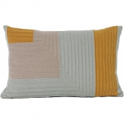 Ferm Living - Angle Knit Kissen