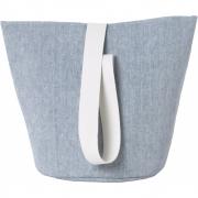 Ferm Living - Chambray Basket Medium | Blue