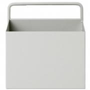 Ferm Living - Wall Box Square | Light Grey