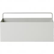 Ferm Living - Wall Box Rectangular | Light Grey