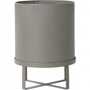 Ferm Living - Bau Pot Small | Warm Grey