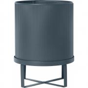 Ferm Living - Bau Pot Large | Dark Blue