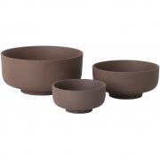 Ferm Living - Sekki Bowls (Set of 3)