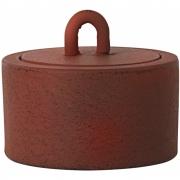 Ferm Living - Buckle Jar Rust