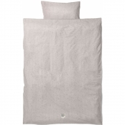 Ferm Living - Hush Milkyway Baby Bedding Set