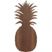 Ferm Living - Pineapple applique murale