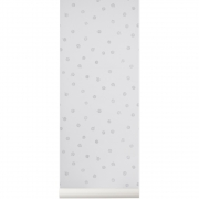 Ferm Living - Hedgehog Wallpaper