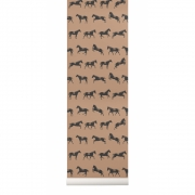 Ferm Living - Horse Wallpaper