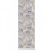 Ferm Living - Safari Wallpaper